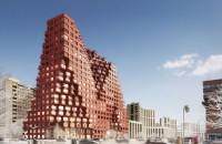 Un complex rezidențial ca desprins din Minecraft va fi construit în Moscova RED7 va fi prima cladire a companiei in Rusia si va fi prevazuta cu o fatada pixelata care aminteste de Minecraft. De culoarea teracotei, a fost inspirata de