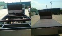 Capitonari auto cu Tego de la Alcris Group Capitonam autoutilitare destinate transportului de marfa si sau