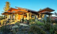 Structura de 2 236 metri pătrați proiectată pentru a satisface criteriile de construcție ecologică - cele