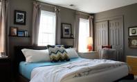Optiuni cromatice pentru dormitoare pe perioada iernii Dormitorul este spatiul intim al propriei case un refugiu