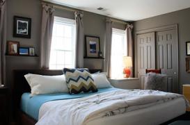 Optiuni cromatice pentru dormitoare pe perioada iernii