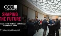 CEO Conference - Shaping the Future Evenimentul anual de referință al mediului de afaceri din România