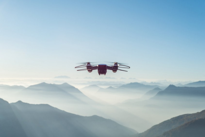 Un plan ambiţios: 1 miliard de copaci plantaţi de drone până în 2028