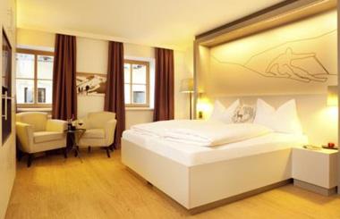 O ambianta naturala si moderna a fost scopul conceptului de design - HOTEL POST