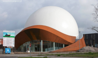 Infoversum si-a deschis portile in Groningen Primul teatru digital intr-un dom din Olanda si-a deschis portile