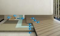 Sistem rapid de hidroizolare și placare ceramică la balcoanele exterioare Soluția completă de hidroizolare și montaj