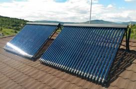Utilizează energia solară pentru facturi mai mici la căldură