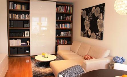 Idei inspirate într-un apartament de 50 de metri pătraţi