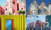7 arhitecți care s-au exprimat prin culoare Iti prezentam 7 exemple de arhitecți cărora nu le-a