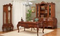 Mobila pentru birou din lemn masiv produsa in fabricile Casa Mobila Simex Amenajarea spatiului dumneavoastra de