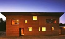 O casa din pamant potrivita climei aride din Australia
