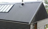 Tabla cutată pentru acoperiş – utilizări avantaje montaj Utilizata in mare parte pentru acoperirea constructiilor agricole