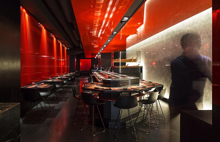 Finalist la INSIDE si LEAF Awards, la categoria restaurante, invitat la GIS Bucuresti