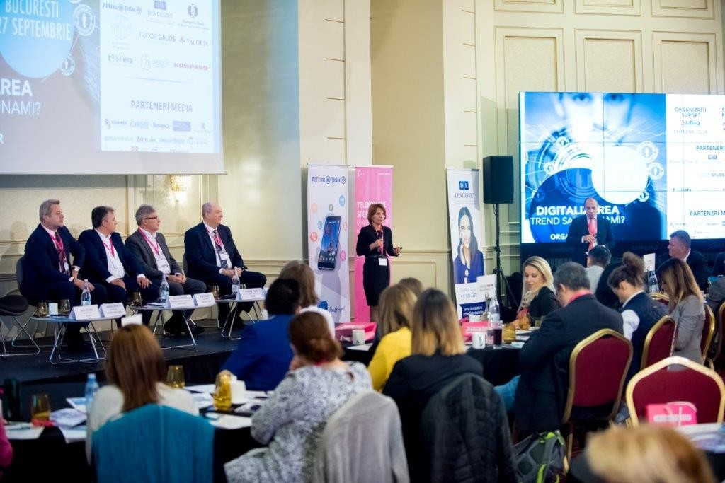 Business (r)Evolution la Brașov: Digitalizarea - trend sau tsunami? Cum transformă economia României