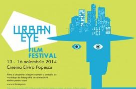 URBANEYE - primul Festival de Film de Arhitectura din Romania