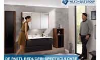 De Pasti reduceri spectaculoase WS Consult Group In aprilie iti oferim 40% reducere la mobilier de