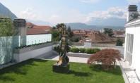 Informatii utile despre proiectarea acoperisurilor verzi partea a-II-a Acoperis verde cu vegetatie extensiva si acoperis verde