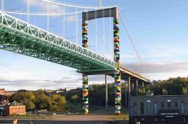 Un pod inspirat din jocurile LEGO