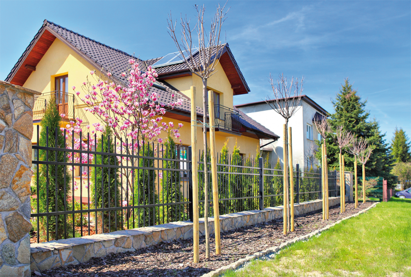 Un gard pentru acasă – Cum să îţi alegi gardul