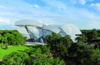 Fundatia Louis Vuitton, Paris - o constructie avangardista, un simbol al arhitecturii moderne