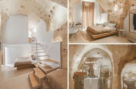 Apartamente de lux amenajate in vechi caverne, pentru turisti dornici de experiente noi