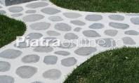 Idei pentru exteriorul casei - placarea cu piatra poligonala Piatra poligonala reprezinta o sugestie ideala pentru