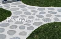 Idei pentru exteriorul casei - placarea cu piatra poligonala