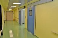 Uși semiermetice și etanșe ermetic de la KADRA pentru secția de COVID de la Institutul Marius