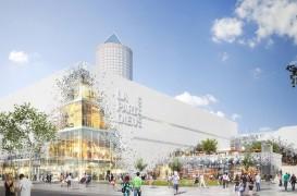 Mall-ul Part-Dieu va beneficia de un nou design sub amprenta MVRDV
