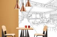 Mobilier în stil industrial - inovator și elegant Combinarea clasicului si minimalismului duce la crearea unui interior spatios cu detalii de decor originale. Mobilierul industrial functioneaza excelent in