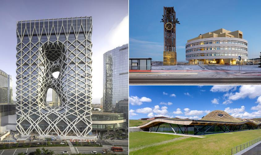 Arhitectură la superlativ: Câteva dintre cele mai impresionante clădiri noi din întreaga lume (Foto)
