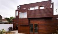 O fata noua si eficienta pentru o veche constructie tip bungalou Daca este sa analizati casa