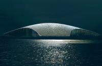 Un muzeu spectaculos pentru observarea balenelor