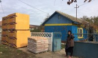CELCO sprijina comunitatea din Corbu si Luminita CELCO a donat materiale de constructii pentru sinistrati.