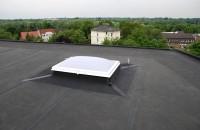 Hidroizolare acoperiș - Colțuri interioare EPDM Accesorii necesare in hidroizolarea acoperisurilor, acestea sunt realizate din EPDM HERTALAN Easy Cover cu grosimea de 1,2 mm si sunt disponibile in mai multe