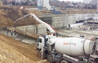 Hidroizolarea / impermeabilizarea bazinelor de retenție apă