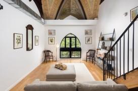 Cum a fost transformată o biserică din secolul al XIX-lea într-o serie de lofturi moderne