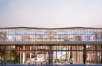 Clădirea Anului 2019: O fostă hală pentru locomotive transformată într-o bibliotecă superbă
