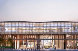 Clădirea Anului 2019: Un fost depou pentru locomotive transformat într-o bibliotecă superbă