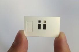 Noile baterii de hârtie care au impact ecologic zero
