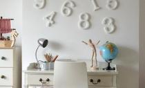 Sa decoram folosind numerele