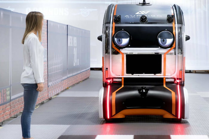 """Noua mașină autonomă de la Jaguar are """"ochi"""" dintr-un motiv întemeiat"""