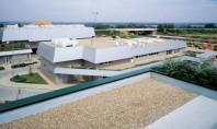 Sisteme de membrane pentru acoperișuri balaste Acoperişurile cu pat de pietriş (balast) se folosesc de mulţi