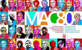 """Lansare volum aniversar """"MAC 80. Emil Barbu Popescu - Contribuții la Dezvoltarea Arhitecturii Românești și a Invățământului de Specialitate"""""""