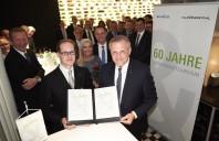 AluKönigStahl și Schüco sărbătoresc 60 de ani de parteneriat