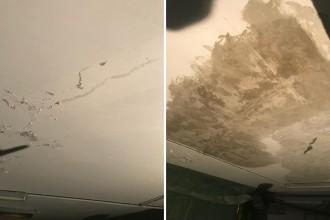 Reparatia fisurilor din tavan - Parcare Timisoara