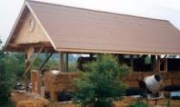 Case ecologice din baloti de paie Cat de performante sunt casele din baloti de paie care