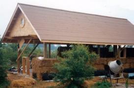 Case ecologice din baloti de paie