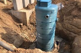 Stații de pompare – soluția eficientă pentru evacuarea în rampă a apelor uzate menajere