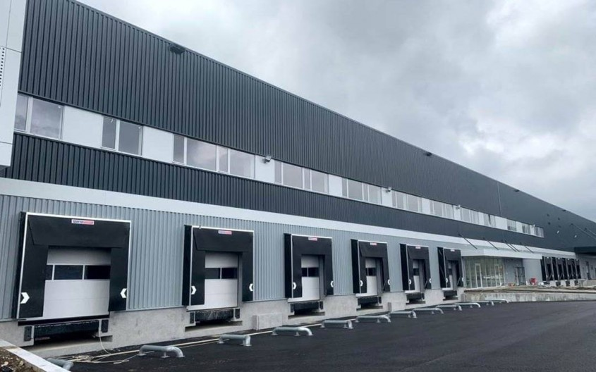 Uşa secţională pentru depozite logistice Gunther ProPLus - livrare în 3-5 săptămâni